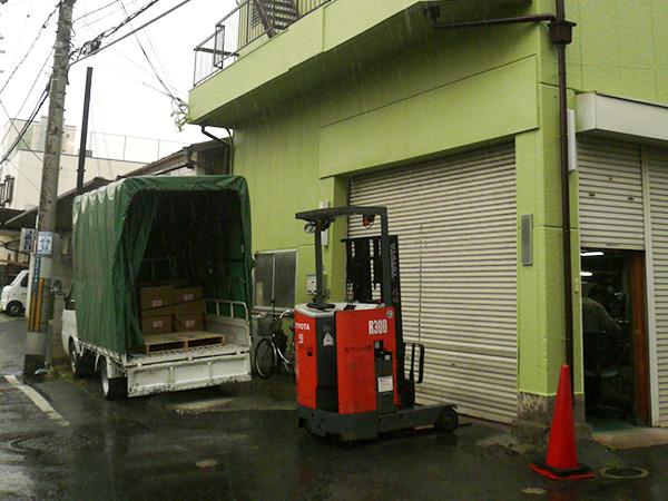 開放感のある門周り・特殊納まりのテラス屋根 – 大阪府東大阪市 H様邸の施工前