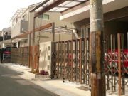 プラスGのゲートがある外構 子供達の集まる空間があるお庭 – 大阪府東大阪市 T様邸の詳細はこちら