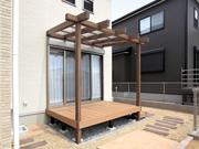 温かみのあるナチュラルガーデン – 大阪府和泉市 W様邸の詳細はこちら