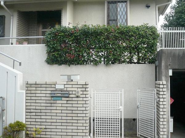 外回り全体をすっきりリフォーム工事 – 大阪府河内長野市 T様邸の施工前