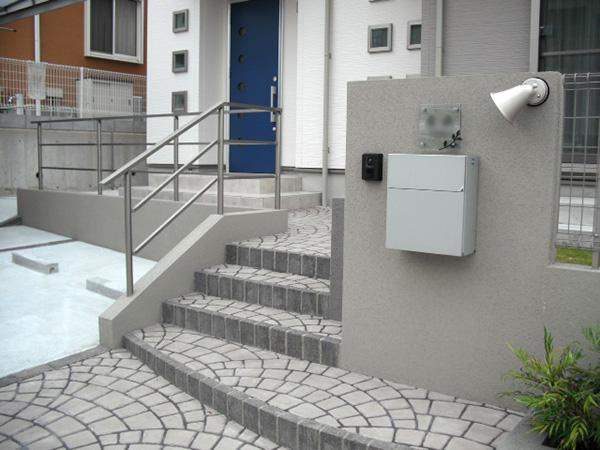 ステンシルでシンプルモダンな家 – 兵庫県川西市 Y様邸