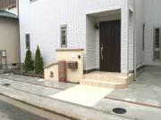 ナチュラルテイストのエクステリア – 大阪府松原市 N様邸の詳細はこちら