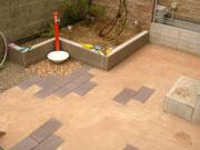 デザインでつながるスッキリとしたお庭 – 大阪府松原市 T様邸の詳細はこちら