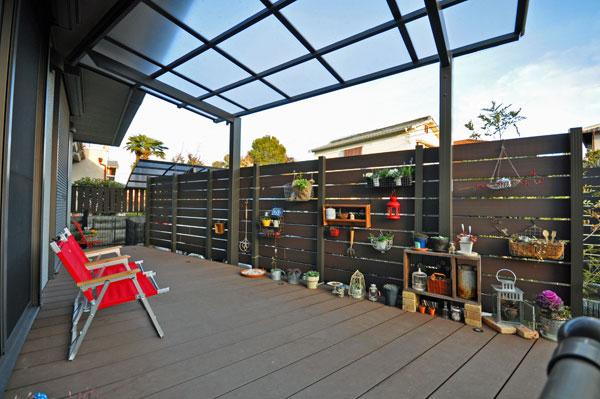 家族で楽しめるプライベート空間 – 大阪府箕面市 T様邸