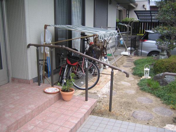 家族で楽しめるプライベート空間 – 大阪府箕面市 T様邸の施工前