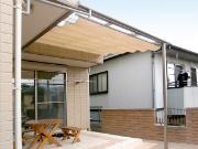 メンテナンスフリーな憩いの庭 – 兵庫県西宮市 B様邸の詳細はこちら