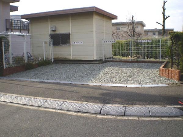ラクラクメンテナンス・スタンプコンクリート仕上げ – A様邸の施工前