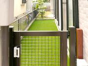 リアルな人工芝を使ったお庭 – 大阪府堺市 A様邸の詳細はこちら