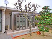 黄砂・花粉対策にガーデンルーム – 大阪府吹田市 E様邸の詳細はこちら
