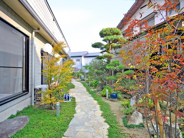 雑木林風のお庭にリフォーム – 大阪府吹田市 Y様邸