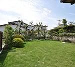 自然素材の家にマッチするお庭~高槻市 M様邸の詳細はこちら