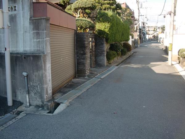 ドッグランのある庭 – 大阪府豊中市 K様邸の施工前