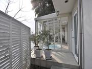 景色を楽しむリゾートガーデン - 豊中市Y様邸