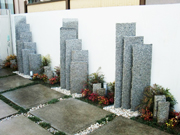 限られたスペースでの庭園造り-兵庫県伊丹市H様邸の詳細はこちら