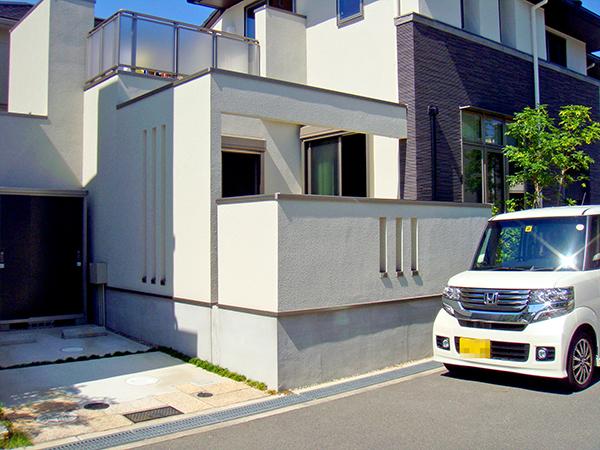 目線を気にせず過ごせる空間へ – 大阪府豊中市 G様邸の施工前