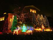 クリスマスイルミネーション – 大阪府豊中市 K様邸の詳細はこちら