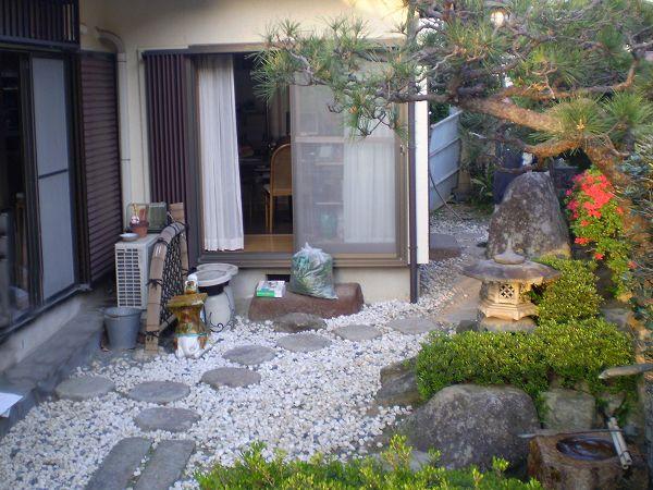 ジーマで蘇る和風庭園リフォーム – M様邸の施工前