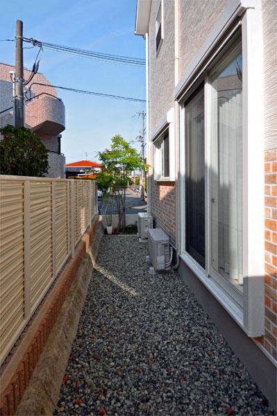 明るく開放的なテラス空間に – 大阪府豊中市 O様邸の施工前