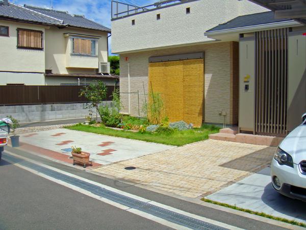 オープンスタイルからセミクローズに – 大阪府豊中市 O様邸の施工前