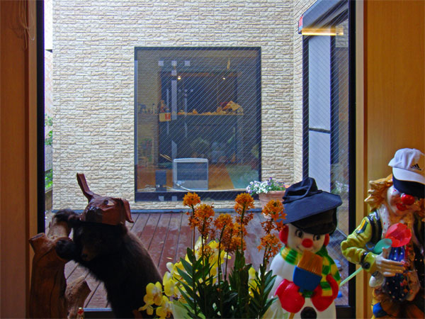 もう一つのリビングルーム – 大阪府豊中市 S様邸の施工前