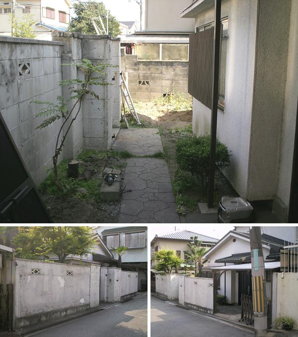 ビフォーアフター「すっきりバリアフリー」 – 大阪府豊中市 T様邸の施工前