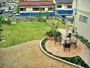 趣味をゆっくり楽しめるお庭 – 大阪府豊中市 Y様邸の詳細はこちら