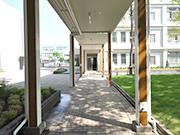 【校内施設工事:渡り廊下下】伝統を感じさせる格式高い外観・明るく安全な構内へ – 兵庫県尼崎市 百合学院中・高等学校の詳細はこちら
