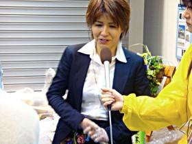 浪花のほっこりガーデンプランナー:唐津攝子さん