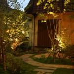 ガーデンライティング