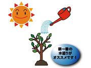 ガーデンエクステリア資料室「3月4月は植物&生き物の活動開始時期!」