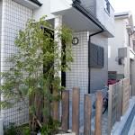植栽スペースも作り明るいナチュラルな空間へ