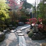 リフォーム後:優美な和風庭園