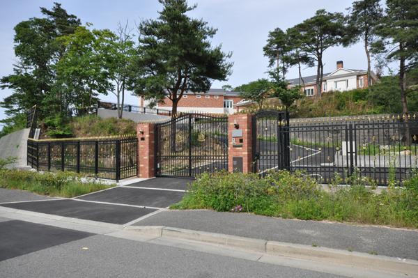 こだわりの門構え – 兵庫県芦屋市 T様邸