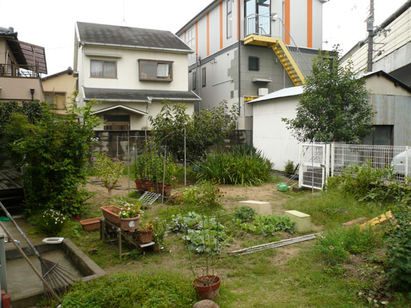 手間いらずで多目的空間に – 大阪府藤井寺市 K様邸の施工前