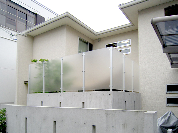 たった1.2mのフェンスで生活が変わった事例~大阪府東大阪市 K様邸