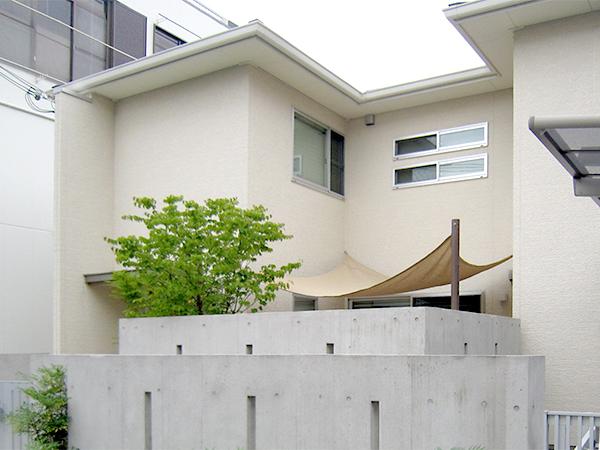 たった1.2mのフェンスで生活が変わった事例~大阪府東大阪市 K様邸の施工前