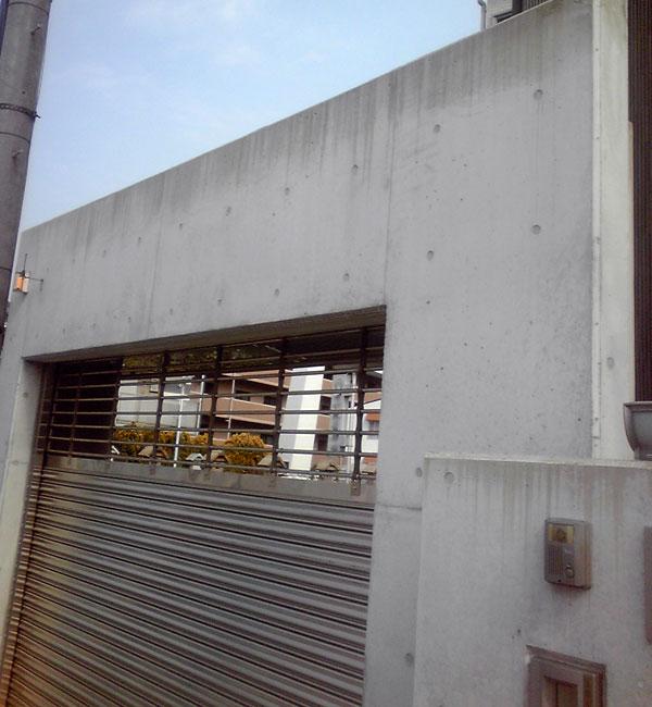 汚れが付きにくく、綺麗が長持ち – 大阪府東大阪市 K様邸の施工前