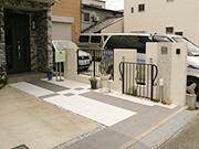 お施主様と作り上げた新たなエクステリア&ガーデン – 大阪府東大阪市 L様邸の詳細はこちら