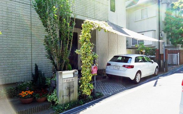 リフォームでグレードアップしたガレージ・門廻り – 大阪府茨木市 Y様邸の施工前
