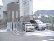 目隠しや門柱のデザインにひと工夫 – 大阪府泉佐野市 I様邸の詳細はこちら