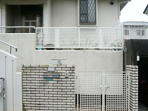外回り全体をすっきりリフォーム工事 – 大阪府河内長野市 T様邸