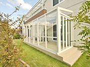ココマⅡ ガーデンルームとオープンテラスで快適な生活 – 兵庫県川西市 K様邸の詳細はこちら