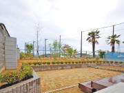 お城を眺めるための庭 – 兵庫県川西市 S様邸の詳細はこちら