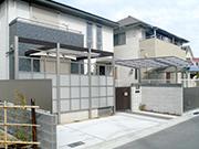 スタイリッシュなシンプルモダン外構 – 大阪府松原市 H様邸の詳細はこちら