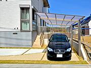 緑を感じられるスペースに – 大阪府箕面市 F様邸の詳細はこちら