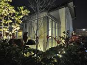 光で浮かび上がるガーデンルーム – 大阪府箕面市 W様邸の詳細はこちら