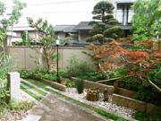 落ち着きのある現代和風庭園 – 大阪府大阪市 K様邸の詳細はこちら