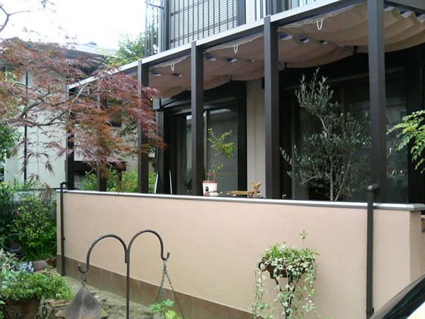 もう一つのリビング、ココマ・ガーデンテラス – T様邸