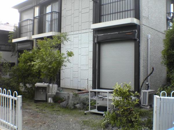 もう一つのリビング、ココマ・ガーデンテラス – T様邸の施工前