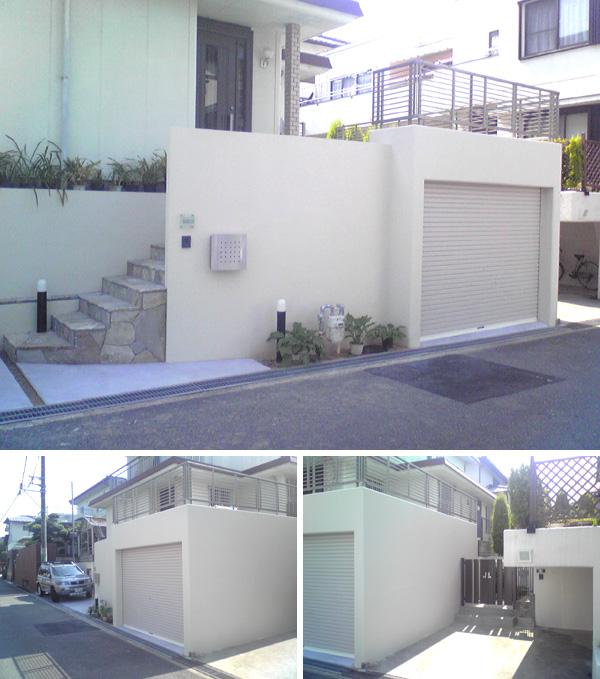 ビフォーアフター「駐車スペースを増やしたい」 – 大阪府堺市 H様邸